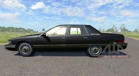 Buick Roadmaster 1996 for BeamNG Drive