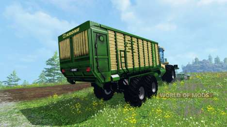 Krone BIG L500 Prototype for Farming Simulator 2015
