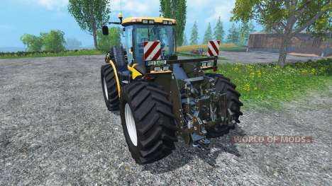 New Holland T9.560 Yellow for Farming Simulator 2015