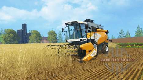 Mercenary consumes fuel and seeds for Farming Simulator 2015