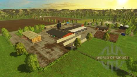 Location-Village- for Farming Simulator 2015