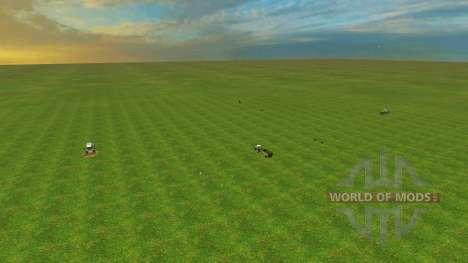 Empty location for Farming Simulator 2015