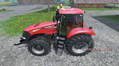 Case IH Magnum CVX 235 v1.4 for Farming Simulator 2015