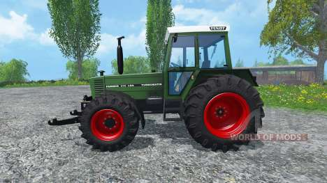 Fendt Farmer 310 LSA 1991 v1.1.1 for Farming Simulator 2015