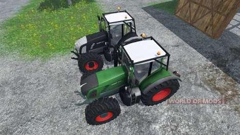 Fendt 936 Vario Forst Edition for Farming Simulator 2015