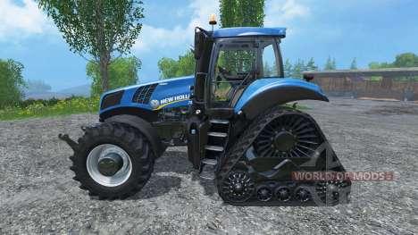 New Holland T8.435 SmartTrax for Farming Simulator 2015
