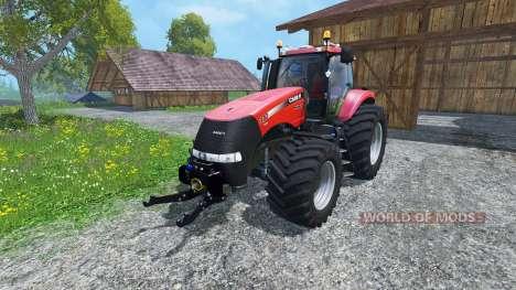Case IH Magnum CVX 370 v1.4 for Farming Simulator 2015