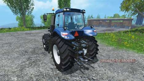 New Holland T8.485 2014 Blue Power Plus for Farming Simulator 2015