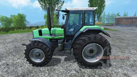 Deutz-Fahr AgroStar 6.61 Breitreifen for Farming Simulator 2015