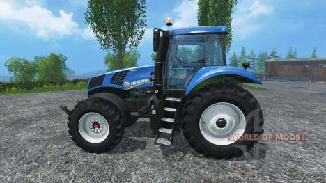 New Holland T8.320 srow for Farming Simulator 2015