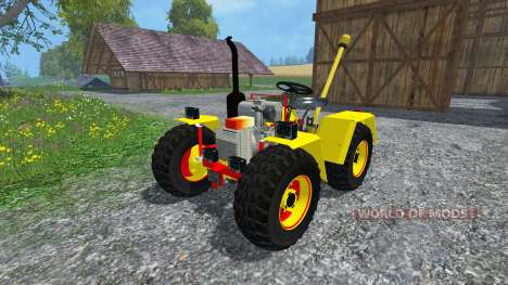Landvogt X13 for Farming Simulator 2015