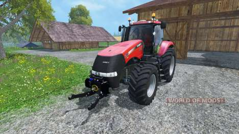 Case IH Magnum CVX 290 v1.4 for Farming Simulator 2015