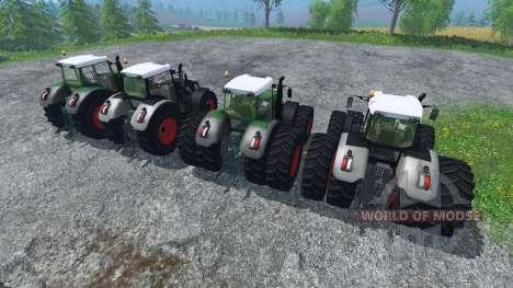 Fendt 936 Vario v1.1 for Farming Simulator 2015