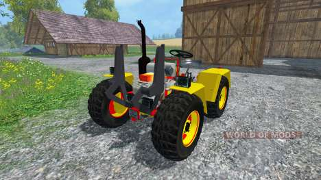 Landvogt X13 v1.1 for Farming Simulator 2015