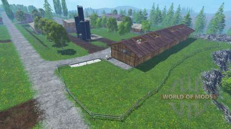 Location Bornholm - v2.1 for Farming Simulator 2015