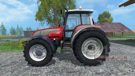 Valtra T140 Red for Farming Simulator 2015