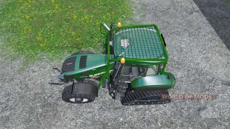 New Holland T8.435 Green Edition for Farming Simulator 2015