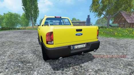Ford Pickup v1.2 for Farming Simulator 2015