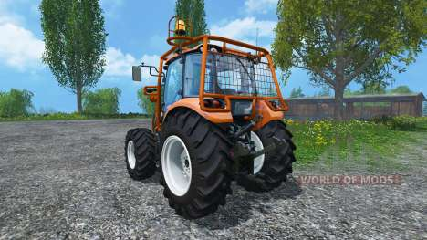 New Holland T4.75 Forst for Farming Simulator 2015