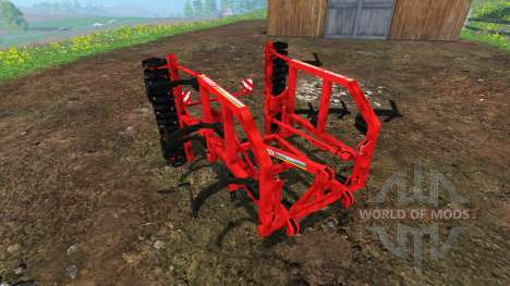 Cultivator Horsch Terrano 4 FX 2003 for Farming Simulator 2015