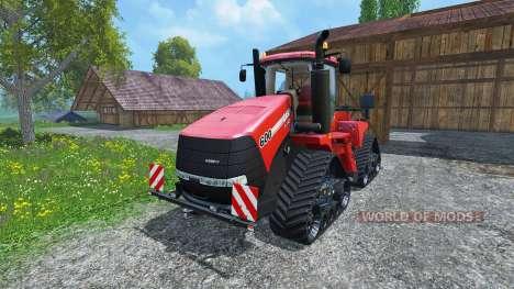 Case IH Quadtrac 600 v1.1 for Farming Simulator 2015