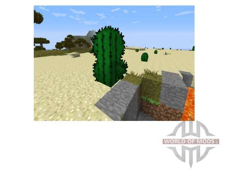 Better Leaves and Grass for Minecraft