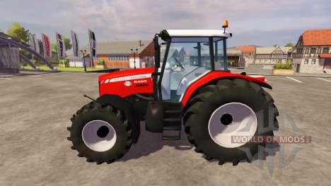 Massey Ferguson 6465 2006 for Farming Simulator 2013