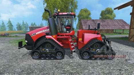 Case IH Quadtrac 550 v1.1 for Farming Simulator 2015