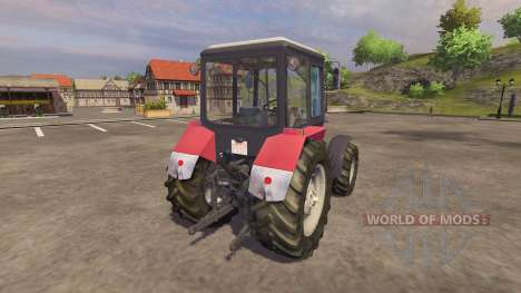 MTZ-Belarus 920.2 for Farming Simulator 2013