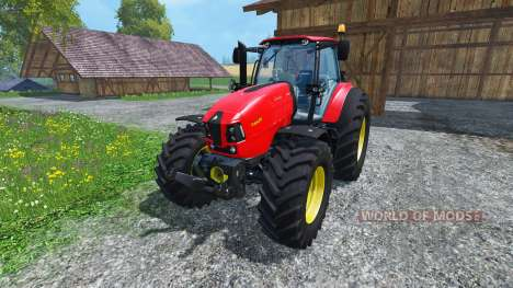 Lamborghini Mach VRT 230 Rot for Farming Simulator 2015