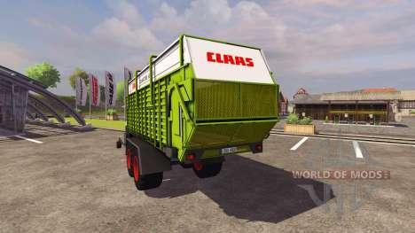 Trailer CLAAS Quantum 6800S 2004 for Farming Simulator 2013