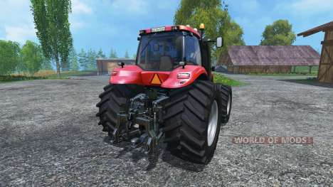Case IH Magnum 380 CVX v1.2 for Farming Simulator 2015