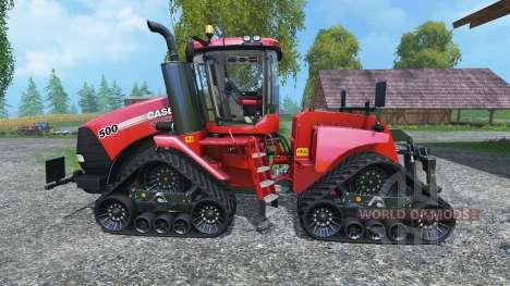 Case IH Quadtrac 500 v1.1 for Farming Simulator 2015