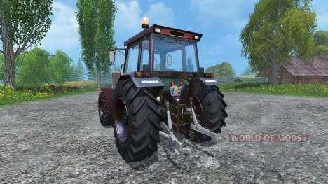 Buhrer 6135 A for Farming Simulator 2015