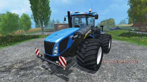 New Holland T9.560 new tires for Farming Simulator 2015