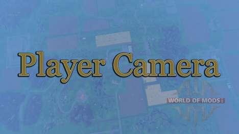 Overview camera for Farming Simulator 2015