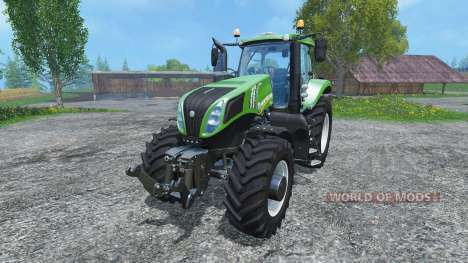 New Holland T8.435 Green Power Plus v2.0 for Farming Simulator 2015