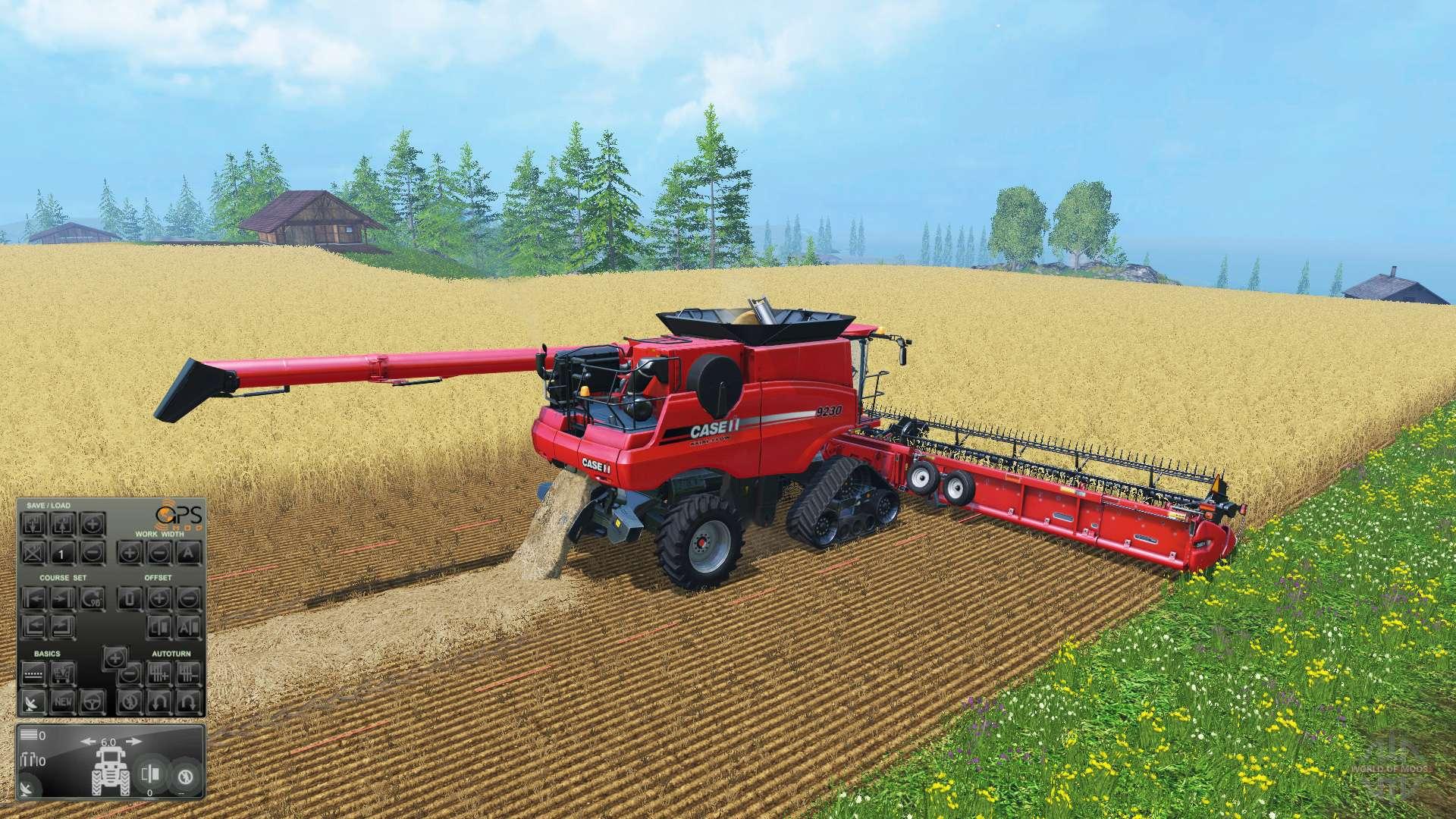 Gps v4 0 for farming simulator 2015