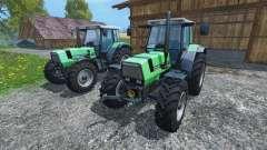 Deutz-Fahr AgroStar 6.31 & 6.61