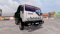 KamAZ-55111 for Farming Simulator 2013