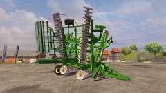 Cultivator John Deere 635 for Farming Simulator 2013