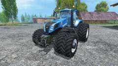 New Holland T8.320 DW for Farming Simulator 2015