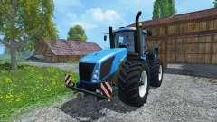 New Holland T9.560 v2.0 for Farming Simulator 2015