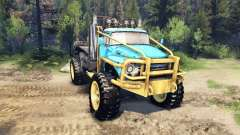 ZIL-130 Terminator for Spin Tires
