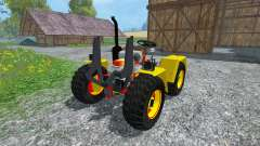 Landvogt X13 v1.1 for Farming Simulator 2015