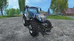 New Holland T8.435 Blue Power for Farming Simulator 2015