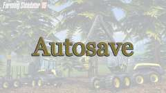 AutoSave for Farming Simulator 2015