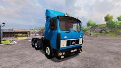MAZ-6422 v2.0 for Farming Simulator 2013