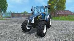 New Holland T4.75 Black Edition for Farming Simulator 2015