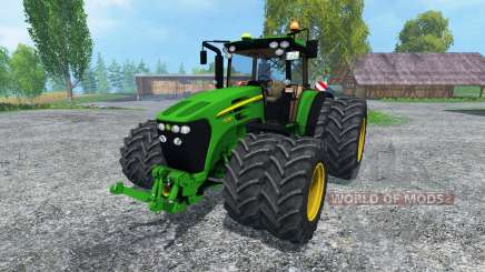 John Deere 7930 FL v2.0 clean for Farming Simulator 2015